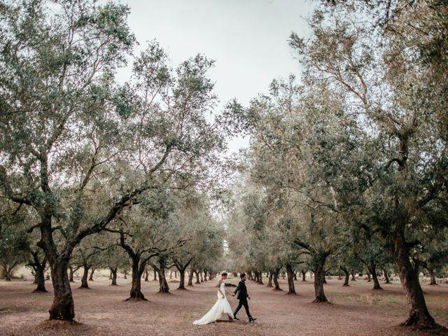 Il matrimonio di Dario e Cristina a Lecce, Lecce 62