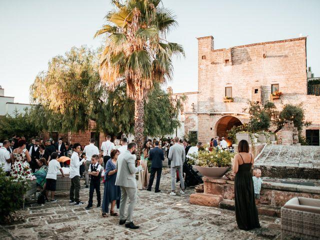 Il matrimonio di Dario e Cristina a Lecce, Lecce 64