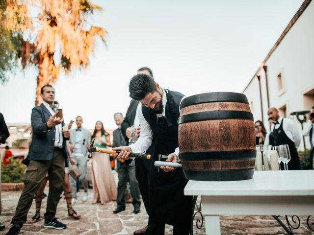 Il matrimonio di Dario e Cristina a Lecce, Lecce 65