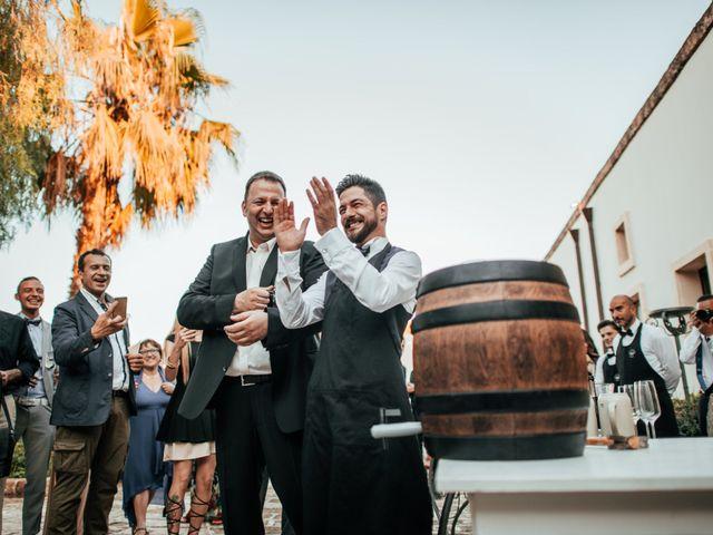 Il matrimonio di Dario e Cristina a Lecce, Lecce 66