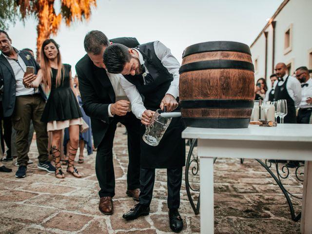 Il matrimonio di Dario e Cristina a Lecce, Lecce 67