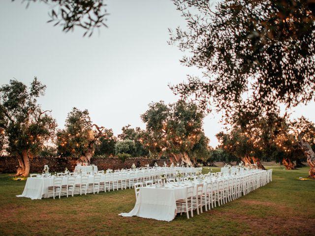 Il matrimonio di Dario e Cristina a Lecce, Lecce 71