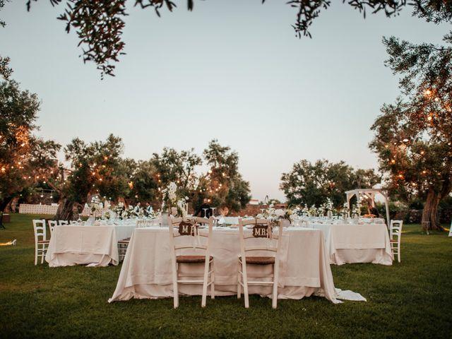 Il matrimonio di Dario e Cristina a Lecce, Lecce 73