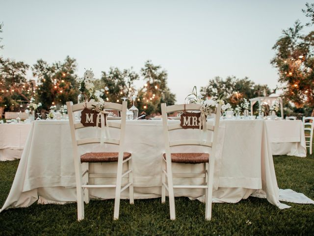 Il matrimonio di Dario e Cristina a Lecce, Lecce 74