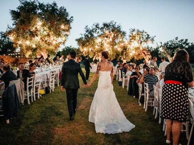 Il matrimonio di Dario e Cristina a Lecce, Lecce 75