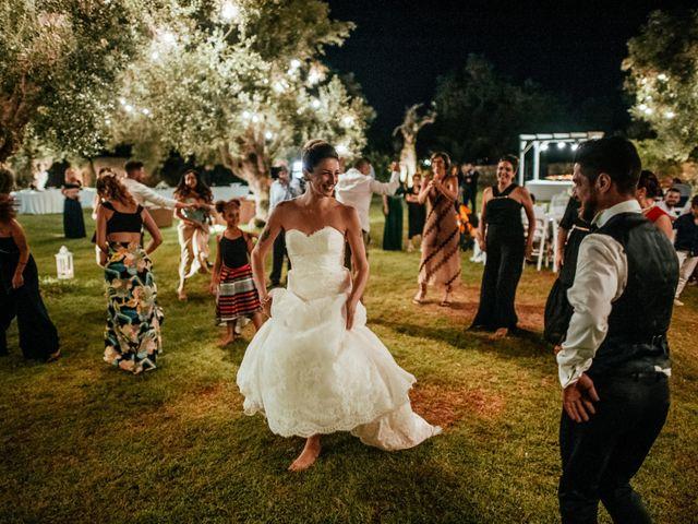 Il matrimonio di Dario e Cristina a Lecce, Lecce 76