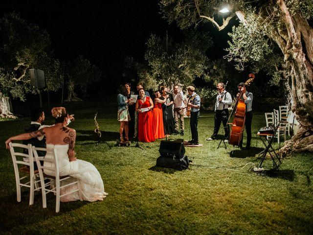 Il matrimonio di Dario e Cristina a Lecce, Lecce 80