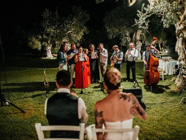 Il matrimonio di Dario e Cristina a Lecce, Lecce 81
