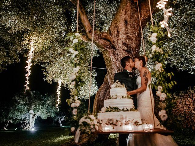 Il matrimonio di Dario e Cristina a Lecce, Lecce 83