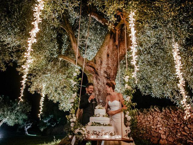Il matrimonio di Dario e Cristina a Lecce, Lecce 84