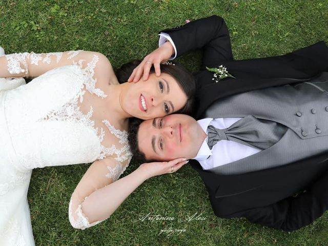 Il matrimonio di Michele e Rosi a Ciminna, Palermo 1