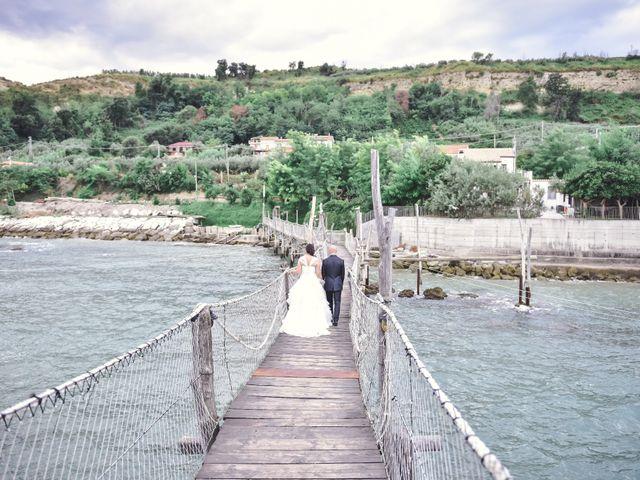 Il matrimonio di Antonio e Emanuela a Ortona, Chieti 82