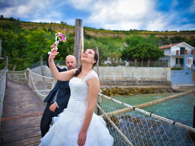Il matrimonio di Antonio e Emanuela a Ortona, Chieti 86