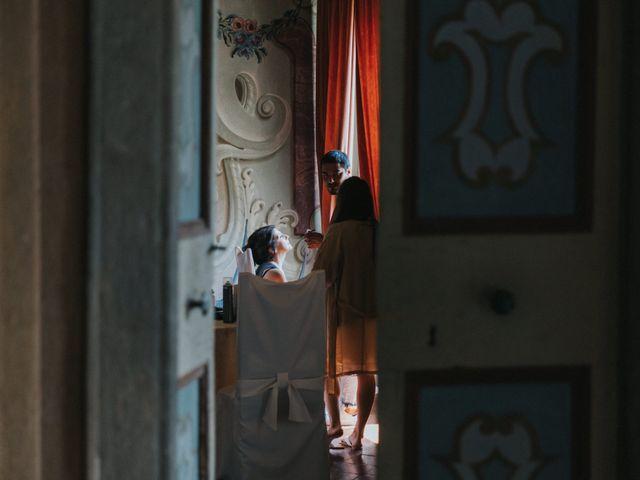 Il matrimonio di Gabriele e Giovanna a San Paolo d'Argon, Bergamo 1