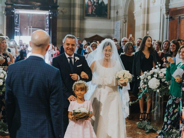 Il matrimonio di Gabriele e Giovanna a San Paolo d'Argon, Bergamo 22