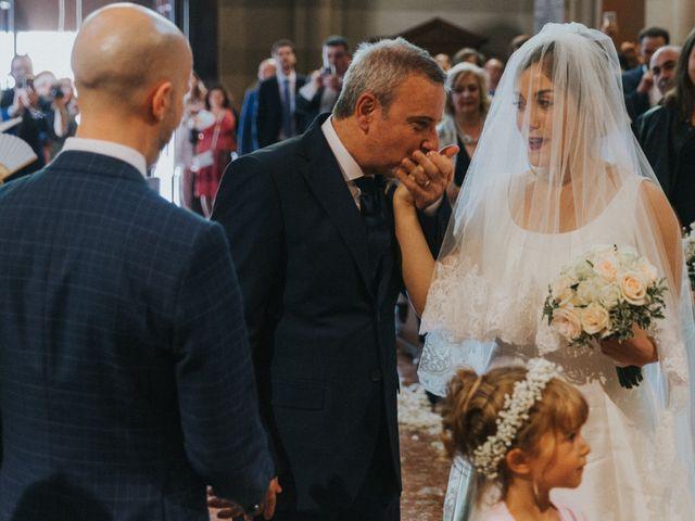 Il matrimonio di Gabriele e Giovanna a San Paolo d'Argon, Bergamo 23