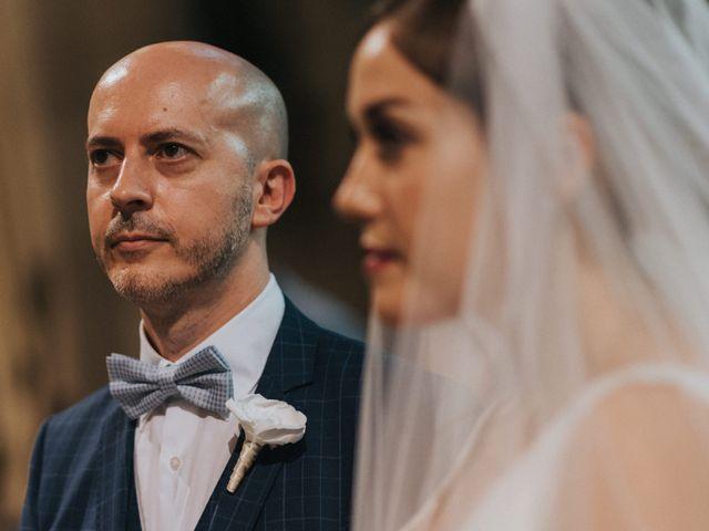 Il matrimonio di Gabriele e Giovanna a San Paolo d'Argon, Bergamo 24