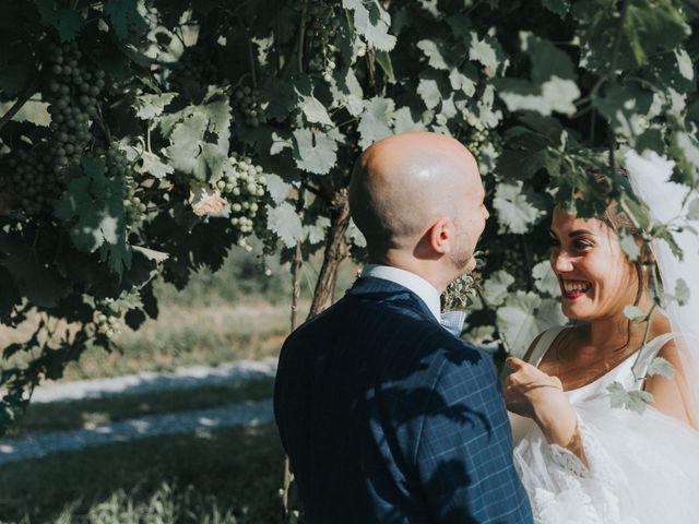 Il matrimonio di Gabriele e Giovanna a San Paolo d'Argon, Bergamo 30