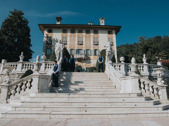 Il matrimonio di Gabriele e Giovanna a San Paolo d'Argon, Bergamo 32