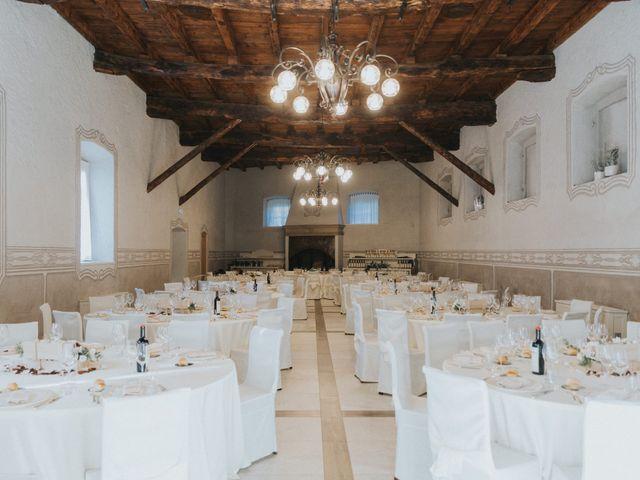 Il matrimonio di Gabriele e Giovanna a San Paolo d'Argon, Bergamo 41