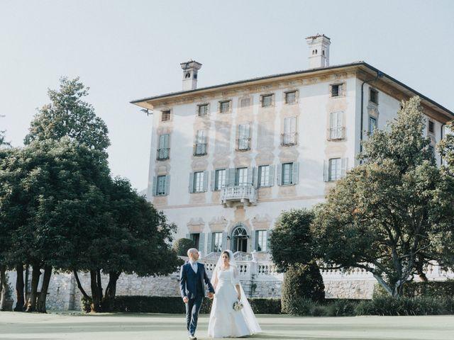 Il matrimonio di Gabriele e Giovanna a San Paolo d'Argon, Bergamo 56