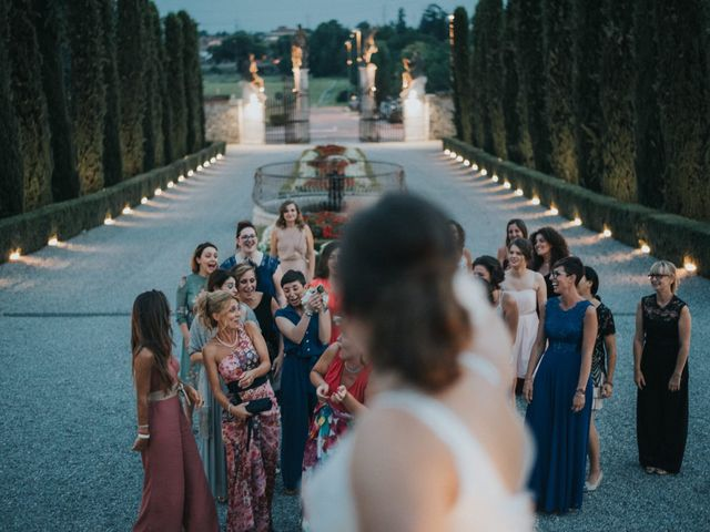Il matrimonio di Gabriele e Giovanna a San Paolo d'Argon, Bergamo 73