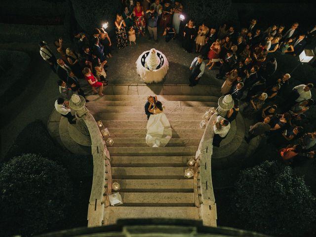 Il matrimonio di Gabriele e Giovanna a San Paolo d'Argon, Bergamo 74