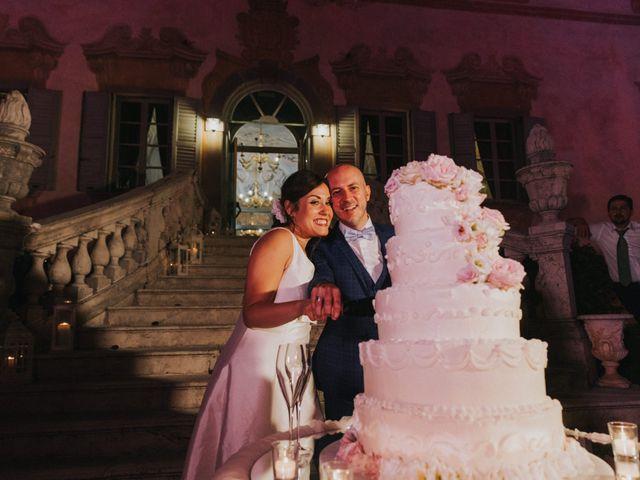 Il matrimonio di Gabriele e Giovanna a San Paolo d'Argon, Bergamo 76