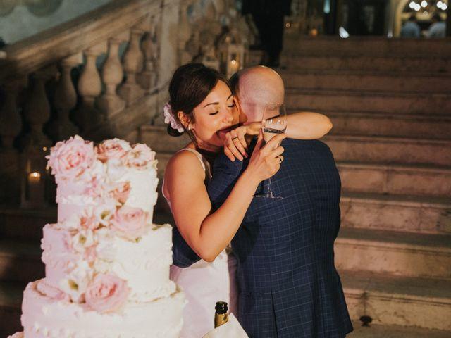 Il matrimonio di Gabriele e Giovanna a San Paolo d'Argon, Bergamo 77