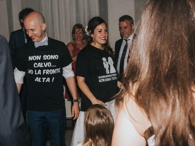 Il matrimonio di Gabriele e Giovanna a San Paolo d'Argon, Bergamo 86