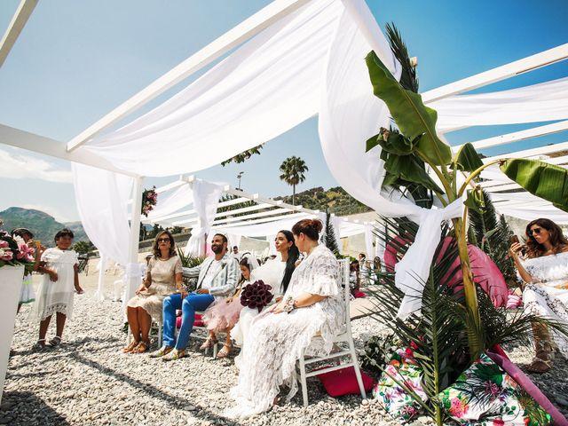 Il matrimonio di Ivan e Giuliana a Letojanni, Messina 17
