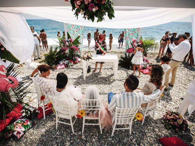Il matrimonio di Ivan e Giuliana a Letojanni, Messina 19