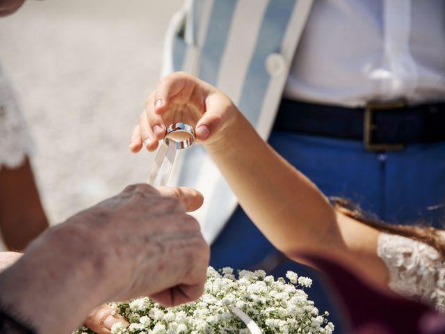 Il matrimonio di Ivan e Giuliana a Letojanni, Messina 22
