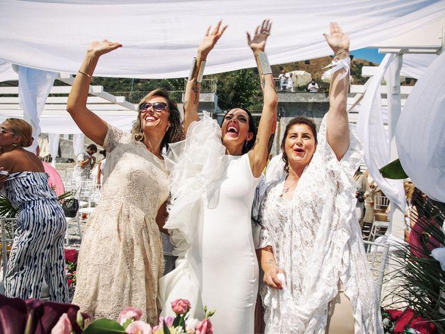Il matrimonio di Ivan e Giuliana a Letojanni, Messina 30