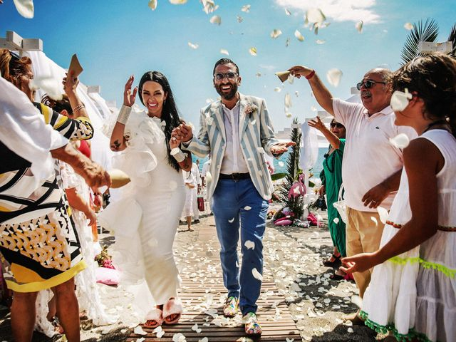Le nozze di Giuliana e Ivan