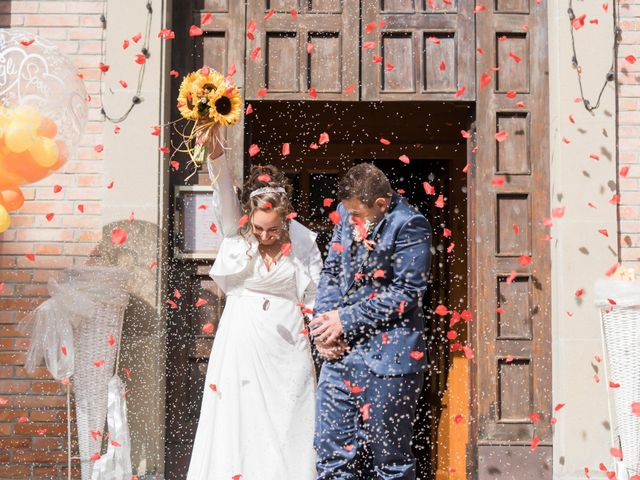 Il matrimonio di Luca e Marianna a Monte San Pietro, Bologna 30