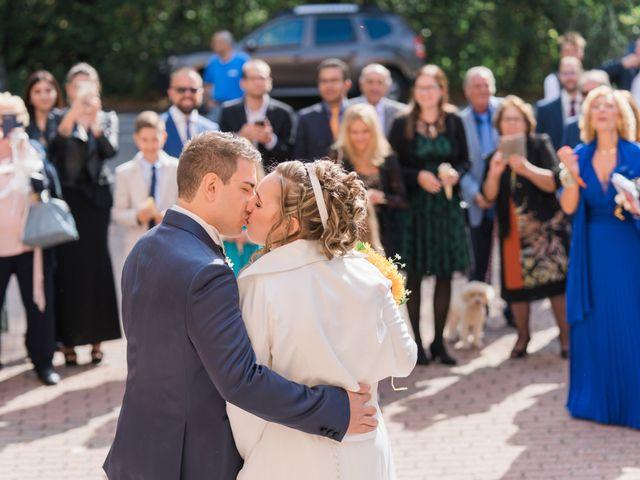 Il matrimonio di Luca e Marianna a Monte San Pietro, Bologna 31