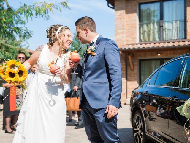 Il matrimonio di Luca e Marianna a Monte San Pietro, Bologna 39