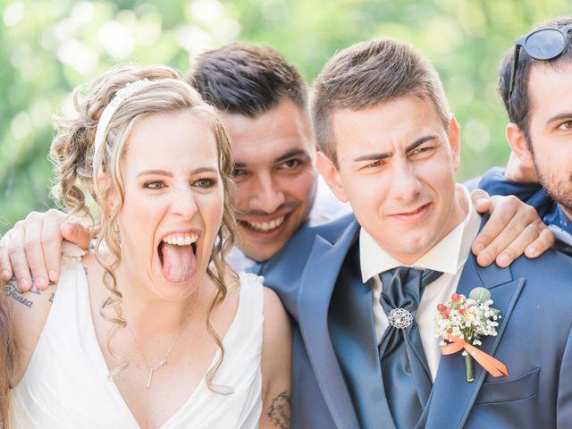 Il matrimonio di Luca e Marianna a Monte San Pietro, Bologna 41