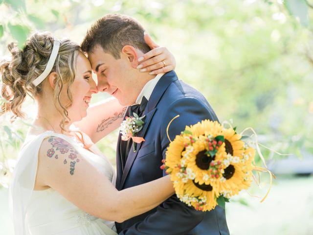 Il matrimonio di Luca e Marianna a Monte San Pietro, Bologna 53