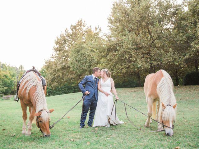 Le nozze di Marianna e Luca