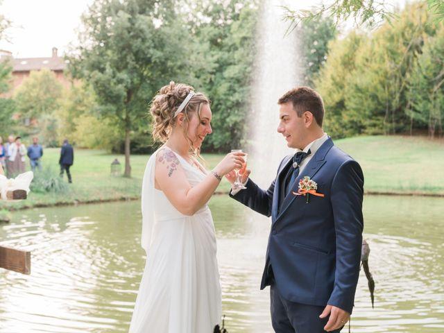 Il matrimonio di Luca e Marianna a Monte San Pietro, Bologna 69