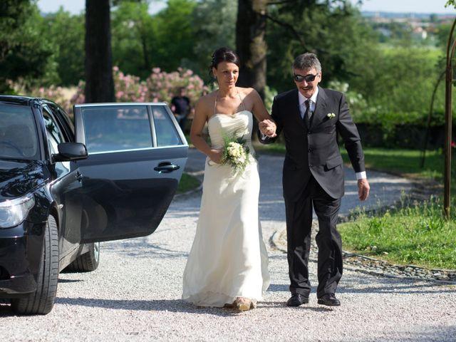 Il matrimonio di Andrea e Alice a Pieve di Soligo, Treviso 1