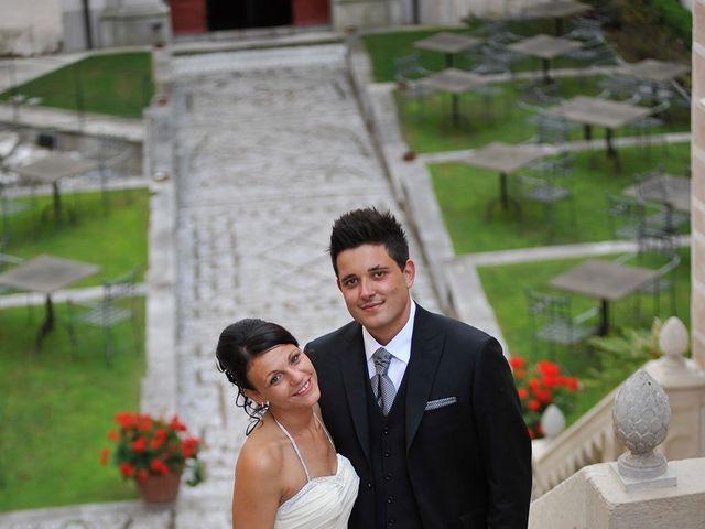 Il matrimonio di Andrea e Alice a Pieve di Soligo, Treviso 9