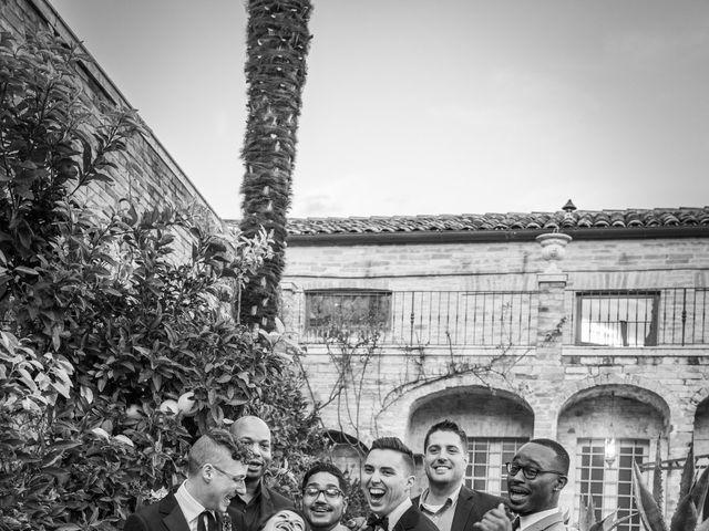 Il matrimonio di John e Jacob a Petritoli, Fermo 45