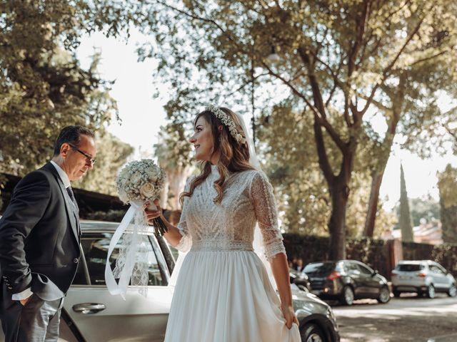 Il matrimonio di Francesco e Giulia a Grottaferrata, Roma 13
