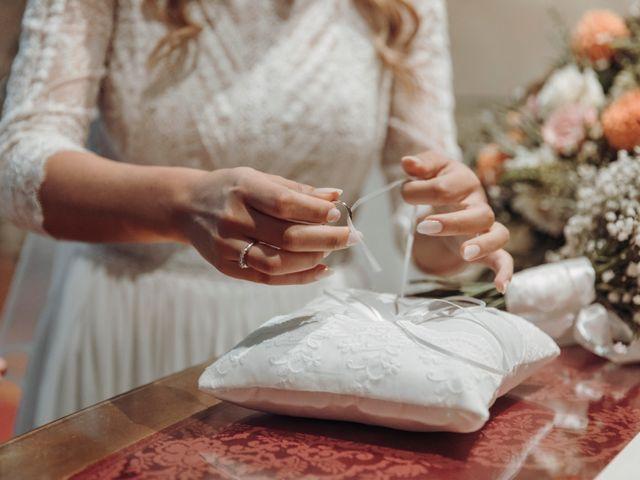 Il matrimonio di Francesco e Giulia a Grottaferrata, Roma 15