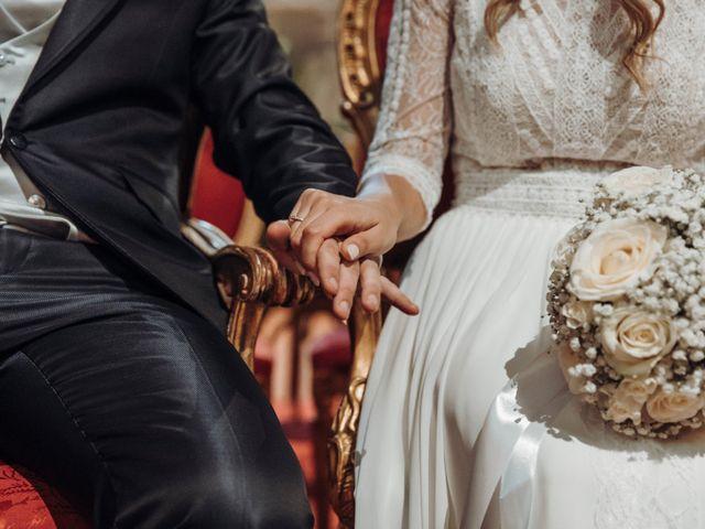 Il matrimonio di Francesco e Giulia a Grottaferrata, Roma 16