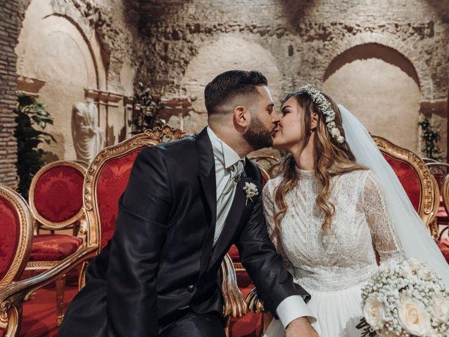 Il matrimonio di Francesco e Giulia a Grottaferrata, Roma 17