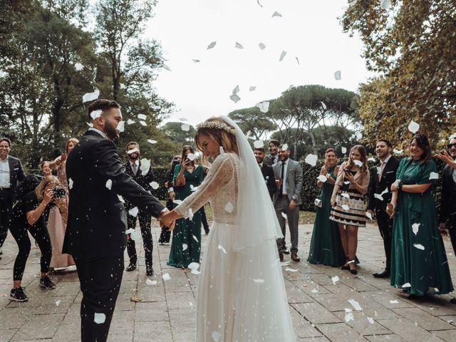 Il matrimonio di Francesco e Giulia a Grottaferrata, Roma 18